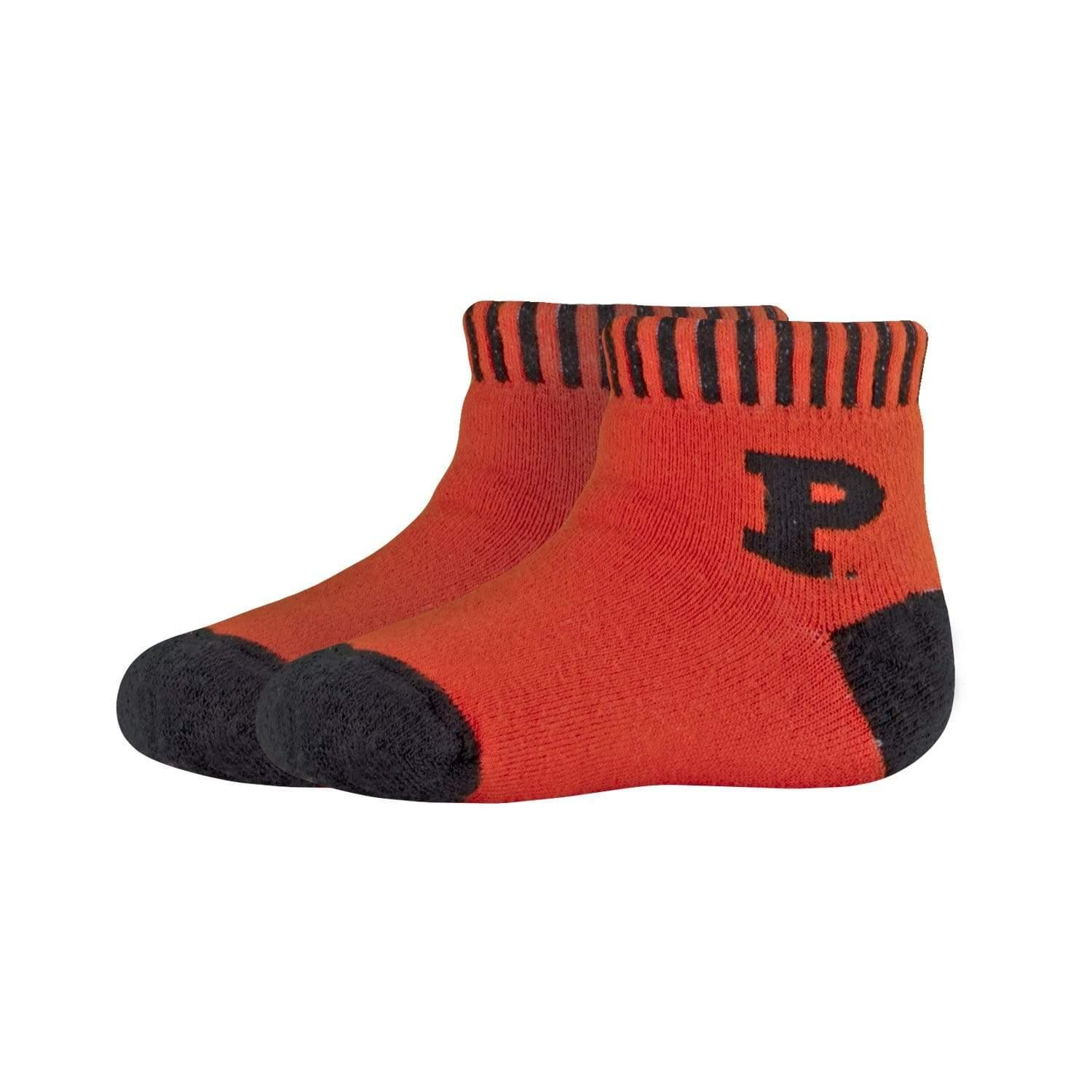 Princeton Infant Circus Top Baby Booties