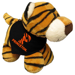 Short stack tiger with black bandana